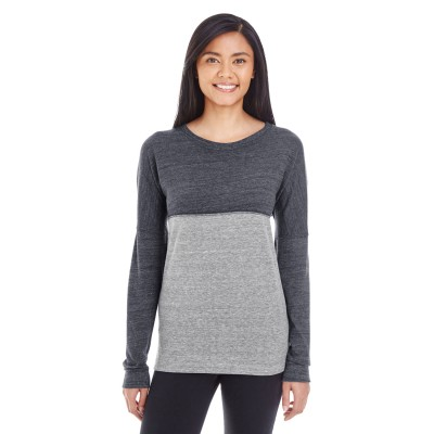 Holloway Ladies' Low Key Pullover - Sewn On Letters