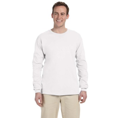Gildan Ultra Cotton Long-Sleeve T-Shirt - Custom Pockets