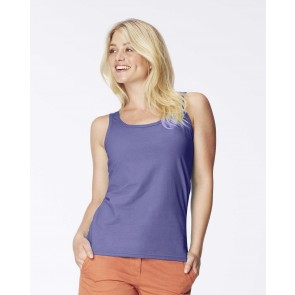 Comfort Colors Ladies' Tank Top - Sewn On Letters