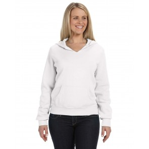 Comfort Colors Ladies' Hoodie - Sewn On Letters