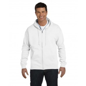 Hanes ComfortBlend Full-Zip Hood - Sewn On Letters