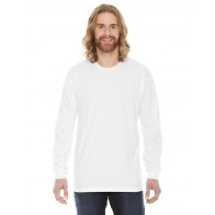 American Apparel Fine Jersey Long-Sleeve T-Shirt - Symbol
