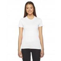 American Apparel Ladies' Short-Sleeve T-Shirt - Custom Pockets
