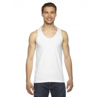 American Apparel Fine Jersey Tank - Custom Pockets