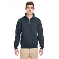 Jerzees Super Sweats Quarter-Zip Pullover