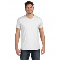 Hanes Nano V-Neck T-Shirt - Custom Pockets