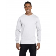 Hanes Long-Sleeve Beefy-T - Custom Pockets