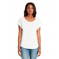 Next Level Ladies' Dolman With Rolled Sleeves