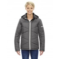North End Ladies' Avant Tech Jacket - Crest