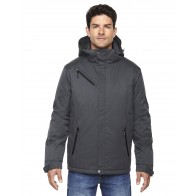 North End Men's Rivet Jacket - Monograms
