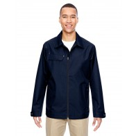 North End Men's Lightweight Jacket - Monograms