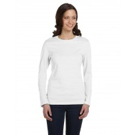 Bella + Canvas Ladies' Long-Sleeve T-Shirt