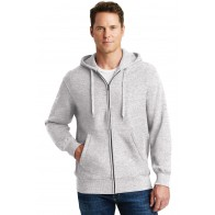 Sport-Tek Super Heavyweight Full-Zip Hoodie - Custom Pockets