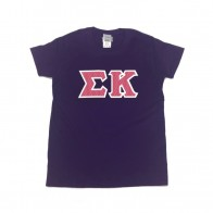 Gildan Ultra Cotton Ladies' T-Shirt - Sewn On Letters