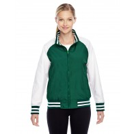 Team 365 Ladies' Championship Jacket - Crest